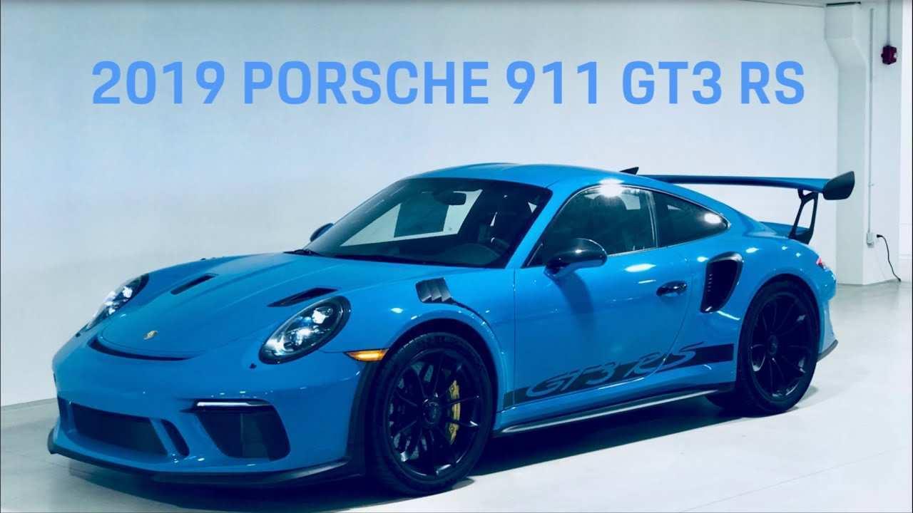 74 Concept of 2019 Porsche Gt3 Rs Exterior and Interior for 2019 Porsche Gt3 Rs