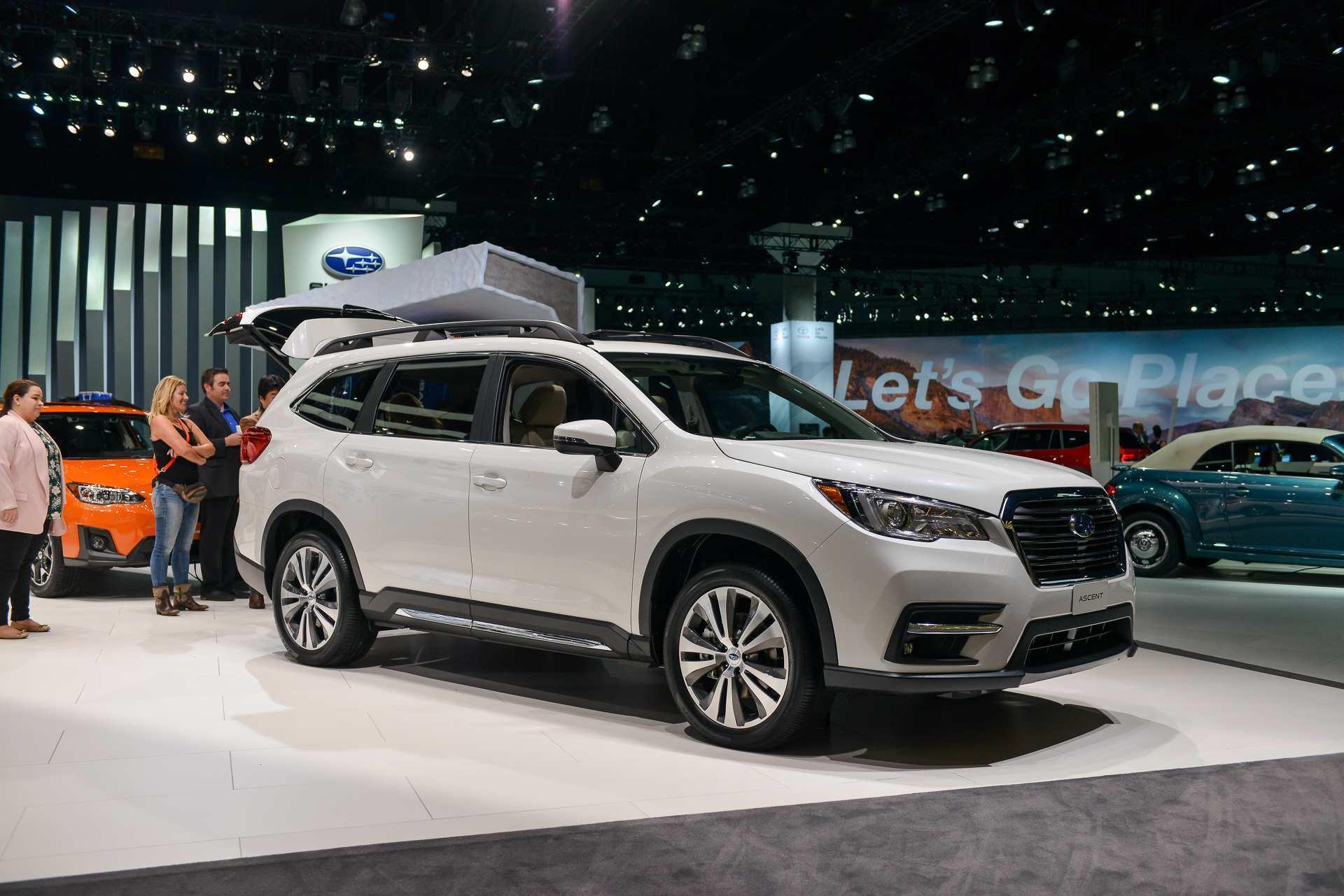 74 Concept of 2019 Subaru Ascent Fuel Economy Images with 2019 Subaru Ascent Fuel Economy