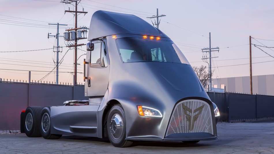 74 Concept of 2019 Tesla Semi Truck Price and Review by 2019 Tesla Semi Truck