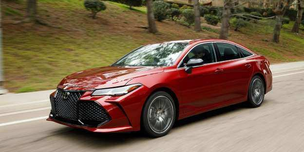 74 Concept of 2019 Toyota Avalon Wallpaper for 2019 Toyota Avalon
