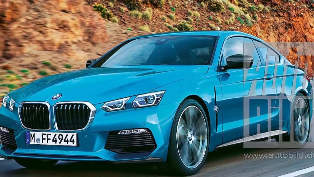 74 Concept of 2020 Bmw 4 Series Redesign by 2020 Bmw 4 Series