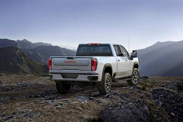 74 Concept of 2020 Gmc Sierra 2500 Style for 2020 Gmc Sierra 2500