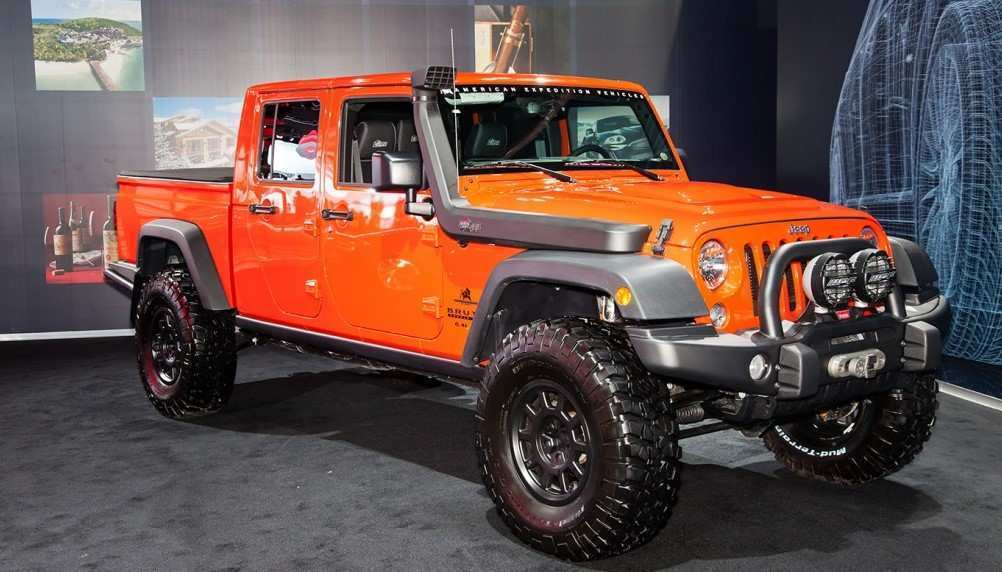 74 Concept of 2020 Jeep Scrambler Release Date with 2020 Jeep Scrambler