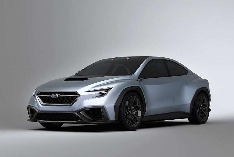 74 Concept of 2020 Subaru Sti News Performance and New Engine by 2020 Subaru Sti News