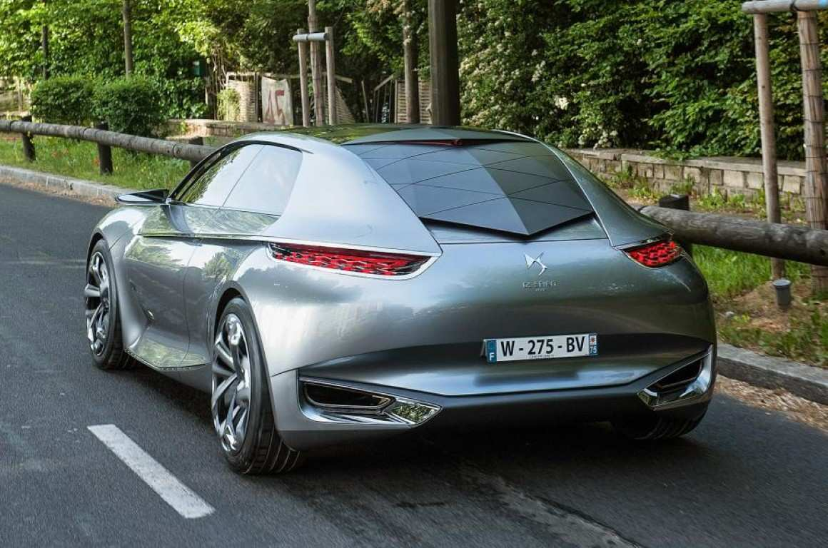 74 Concept of Citroen Ds5 2020 Performance and New Engine with Citroen Ds5 2020