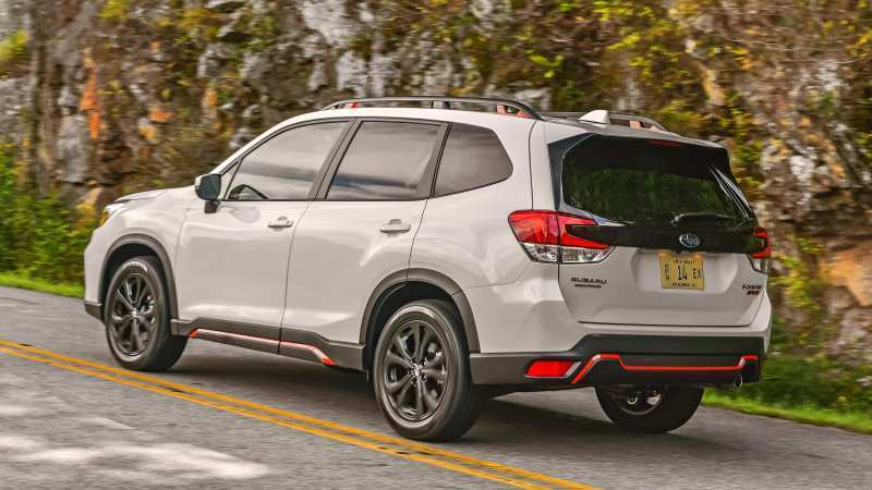74 Concept of The 2019 Subaru Forester Spesification for The 2019 Subaru Forester