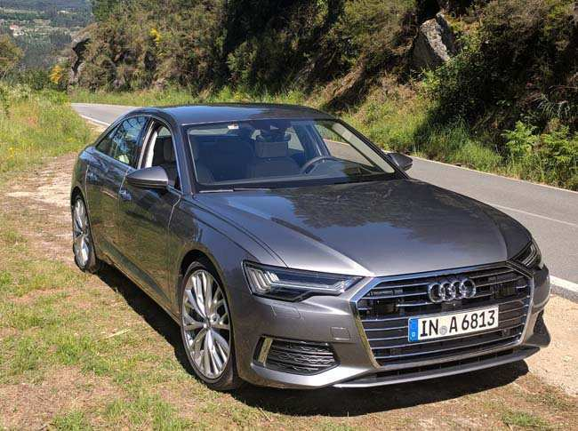 74 Gallery of 2019 Audi A6 Review Engine with 2019 Audi A6 Review