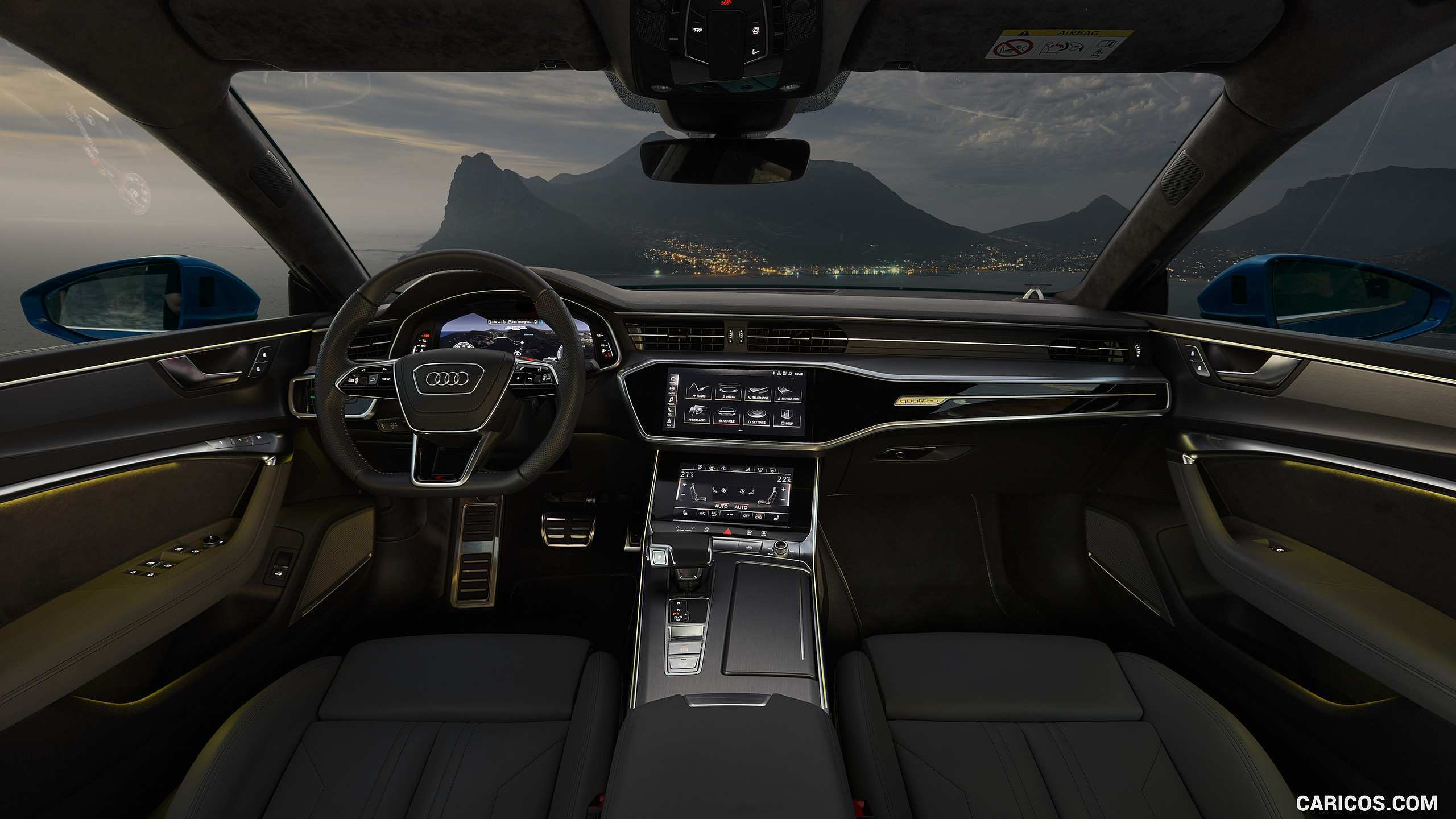 74 Gallery of 2019 Audi A7 Interior Redesign and Concept with 2019 Audi A7 Interior