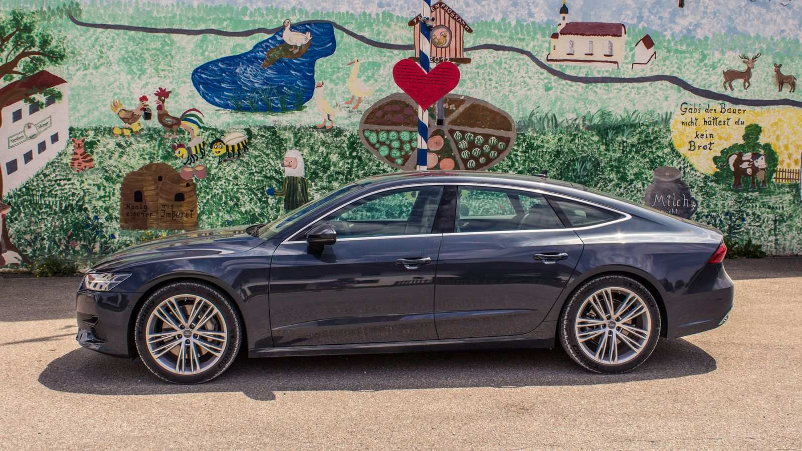 74 Gallery of 2019 Audi A7 Review New Review by 2019 Audi A7 Review