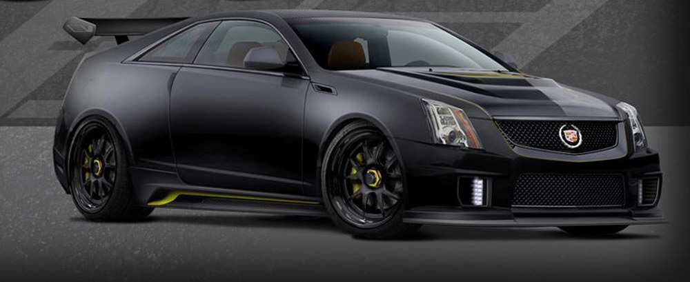 74 Gallery of 2019 Cadillac Cts V Coupe First Drive for 2019 Cadillac Cts V Coupe