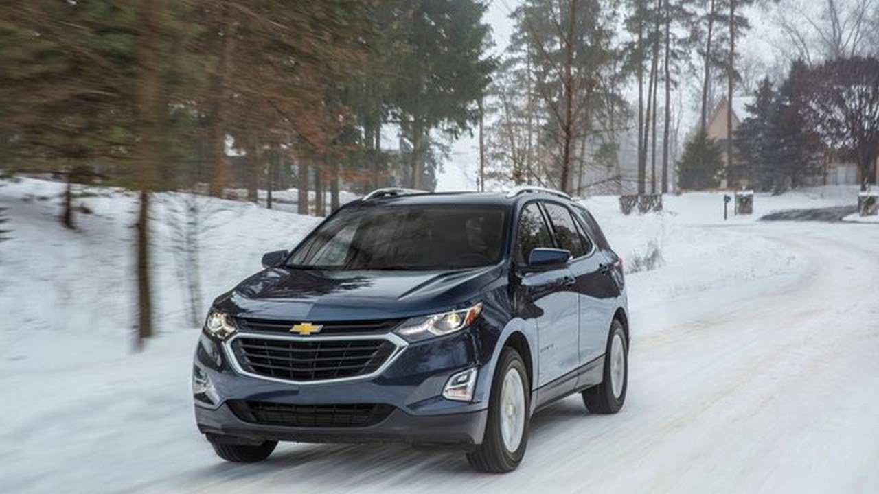 74 Gallery of 2019 Chevrolet Equinox Release Date Exterior for 2019 Chevrolet Equinox Release Date
