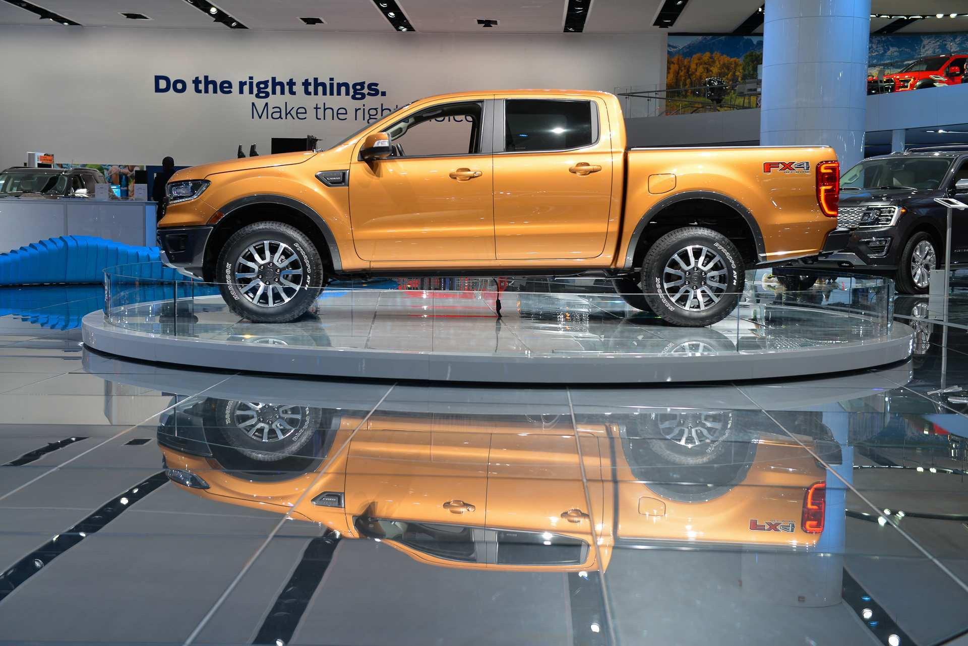 74 Gallery of 2019 Ford Ranger Auto Show Release Date by 2019 Ford Ranger Auto Show