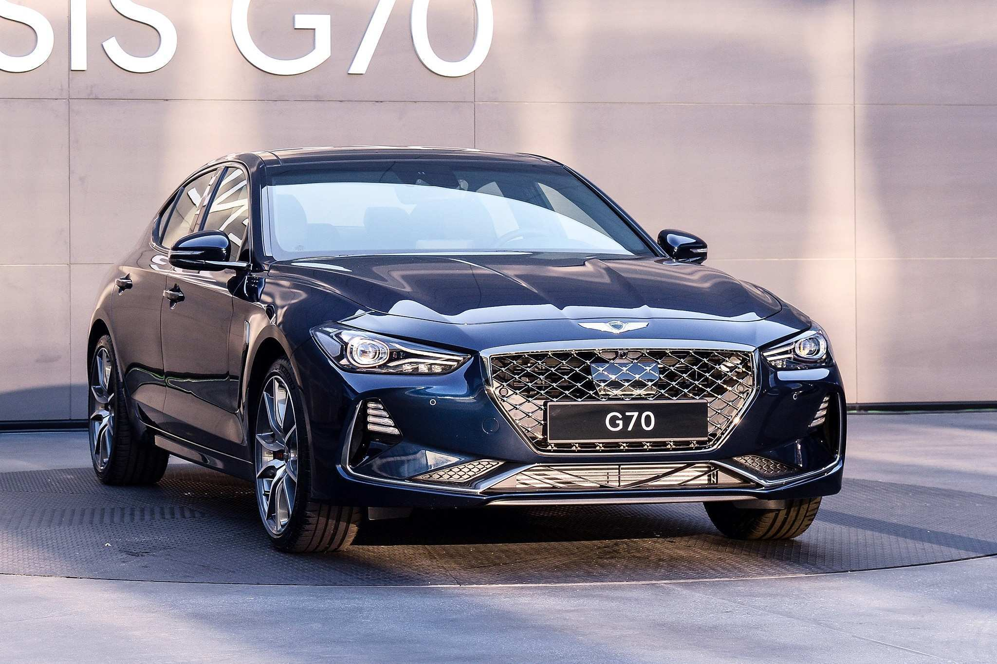74 Gallery of 2019 Genesis G70 Specs Configurations for 2019 Genesis G70 Specs