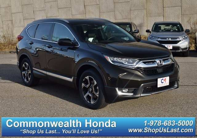74 Gallery of 2019 Honda Touring Crv Exterior for 2019 Honda Touring Crv