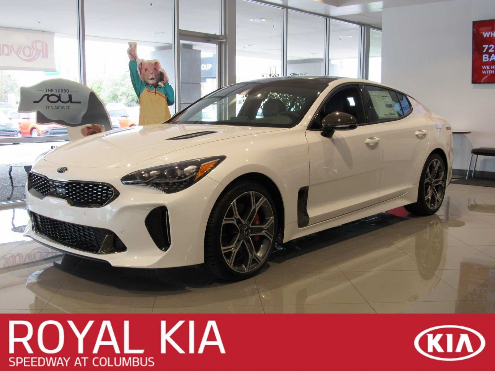 74 Gallery of 2019 Kia Stinger Prices for 2019 Kia Stinger