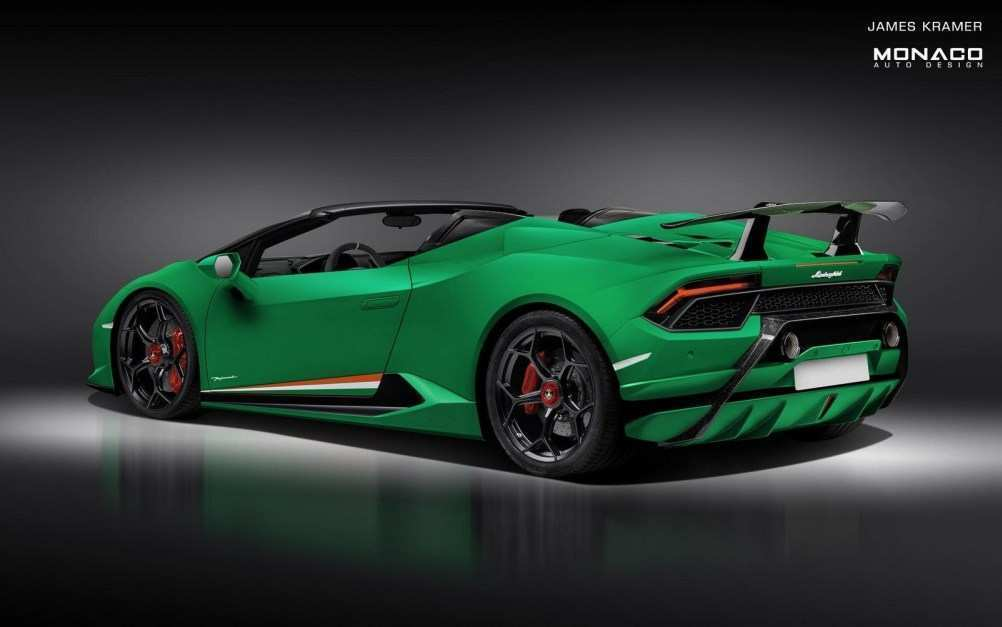 74 Gallery of 2019 Lamborghini Performante Exterior by 2019 Lamborghini Performante