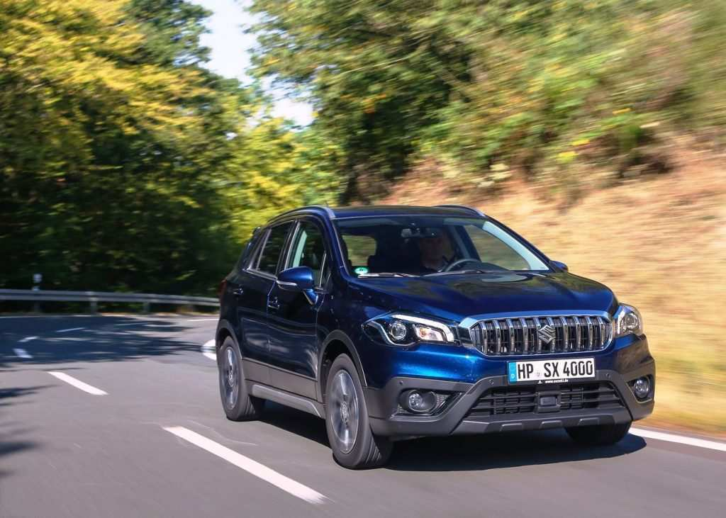74 Gallery of 2019 Suzuki Sx4 Ratings by 2019 Suzuki Sx4