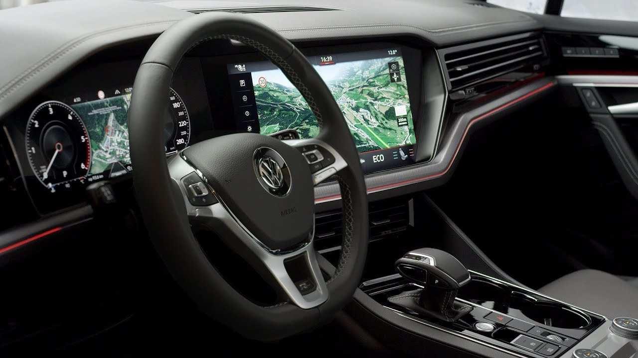 74 Gallery of 2019 Volkswagen Touareg Interior Release for 2019 Volkswagen Touareg Interior
