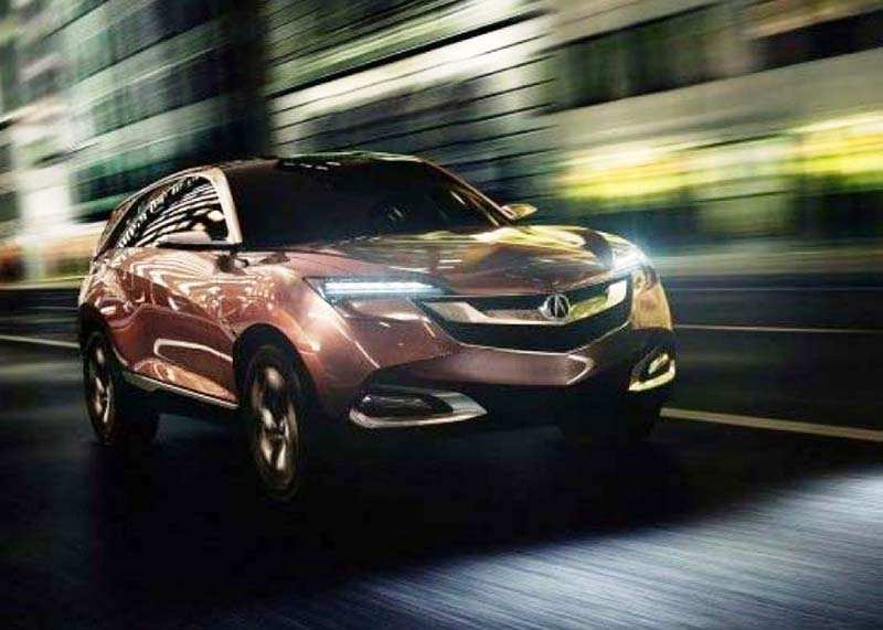 74 Gallery of 2020 Acura Cdx First Drive with 2020 Acura Cdx