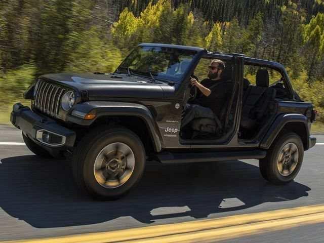 74 Gallery of 2020 Jeep Hybrid Speed Test by 2020 Jeep Hybrid