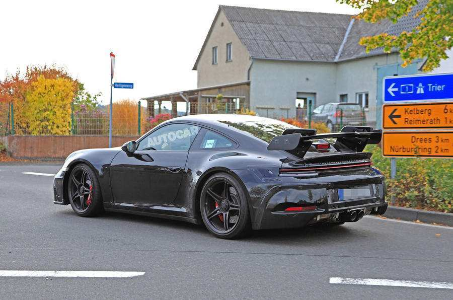 74 Gallery of 2020 Porsche Gt3 Rs New Review for 2020 Porsche Gt3 Rs