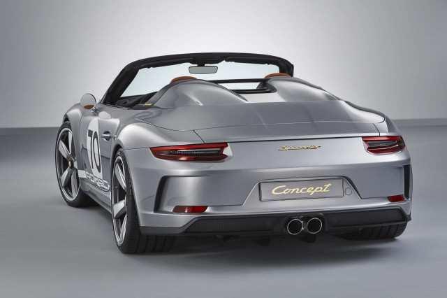 74 Gallery of 2020 Porsche Speedster Reviews with 2020 Porsche Speedster
