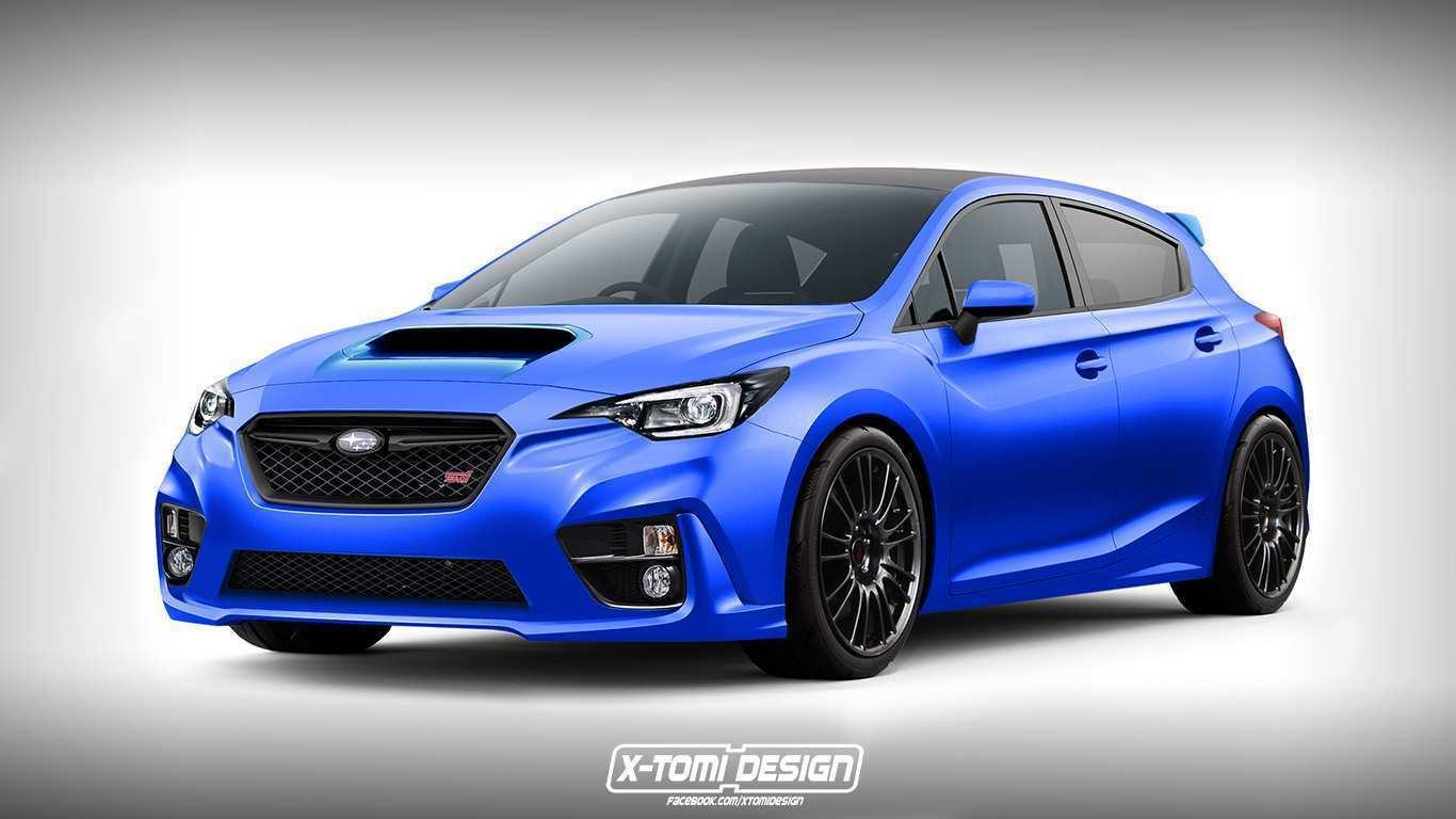 74 Gallery of 2020 Subaru Wrx Sti Hatchback Release for 2020 Subaru Wrx Sti Hatchback