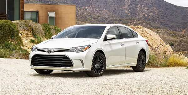 74 Gallery of 2020 Toyota Avalon Redesign Performance and New Engine with 2020 Toyota Avalon Redesign