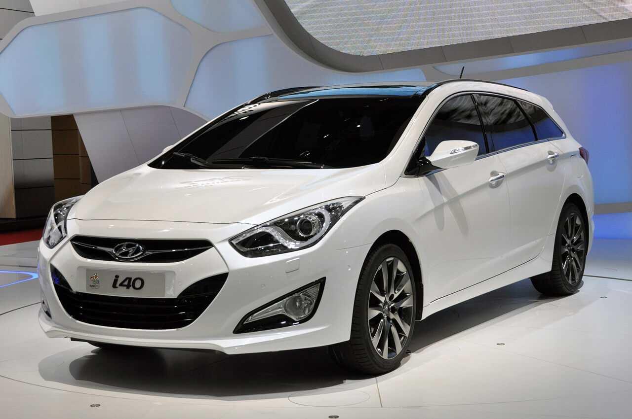 74 Gallery of Hyundai I40 2020 Concept by Hyundai I40 2020