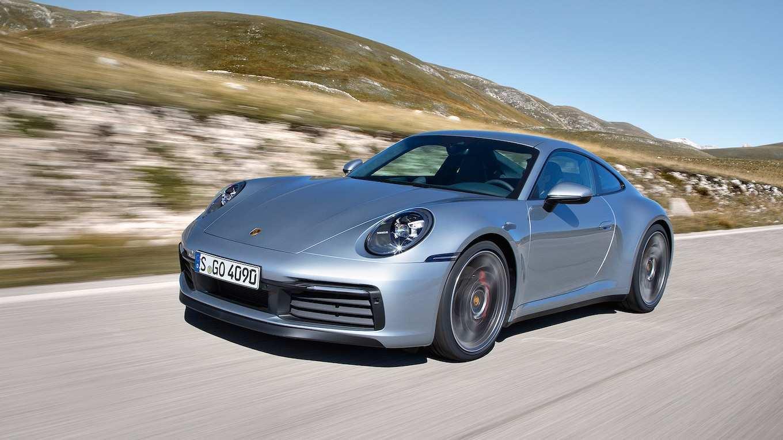 74 Gallery of Porsche Targa 2020 Price and Review by Porsche Targa 2020