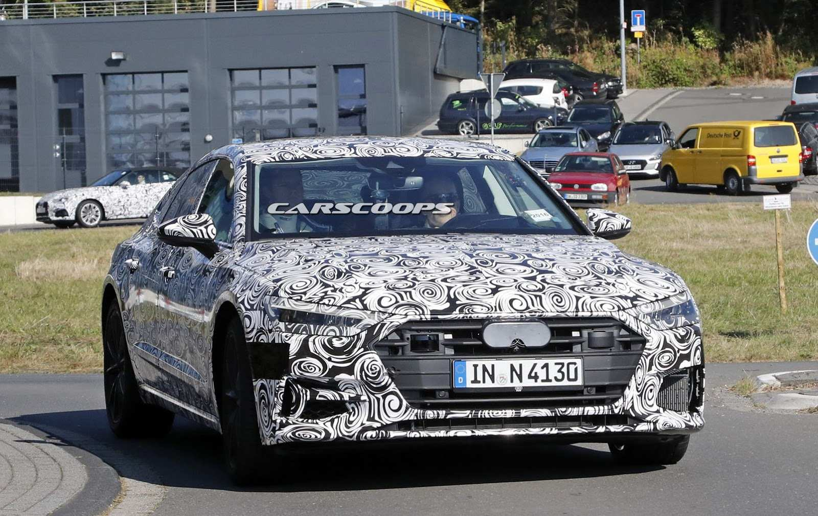 74 Great 2019 Audi A7 Frankfurt Auto Show Photos for 2019 Audi A7 Frankfurt Auto Show