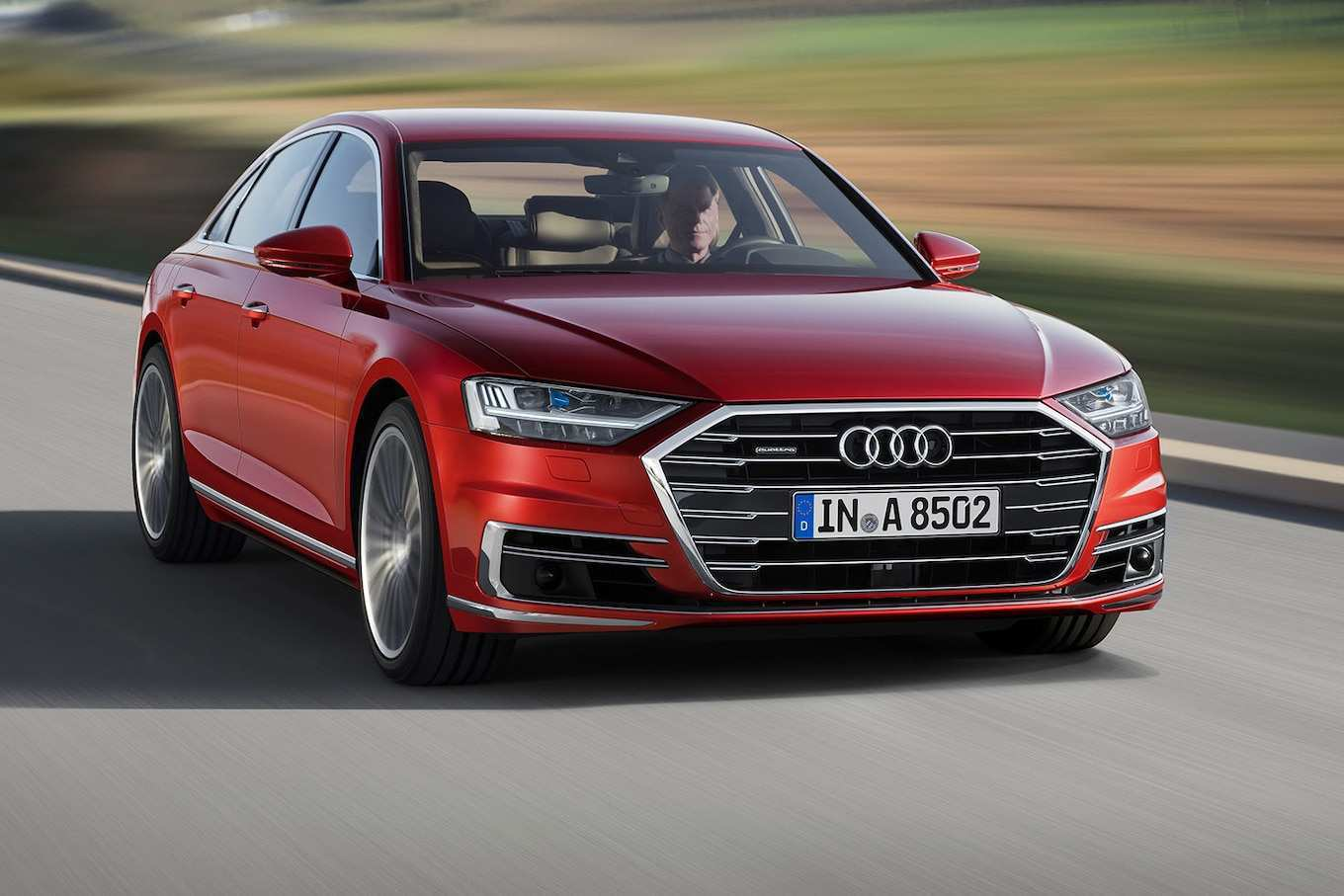 74 Great 2019 Audi A8 Debut Exterior for 2019 Audi A8 Debut