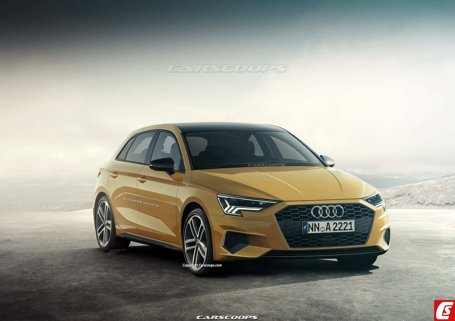 74 Great 2019 Audi Hatchback Concept for 2019 Audi Hatchback