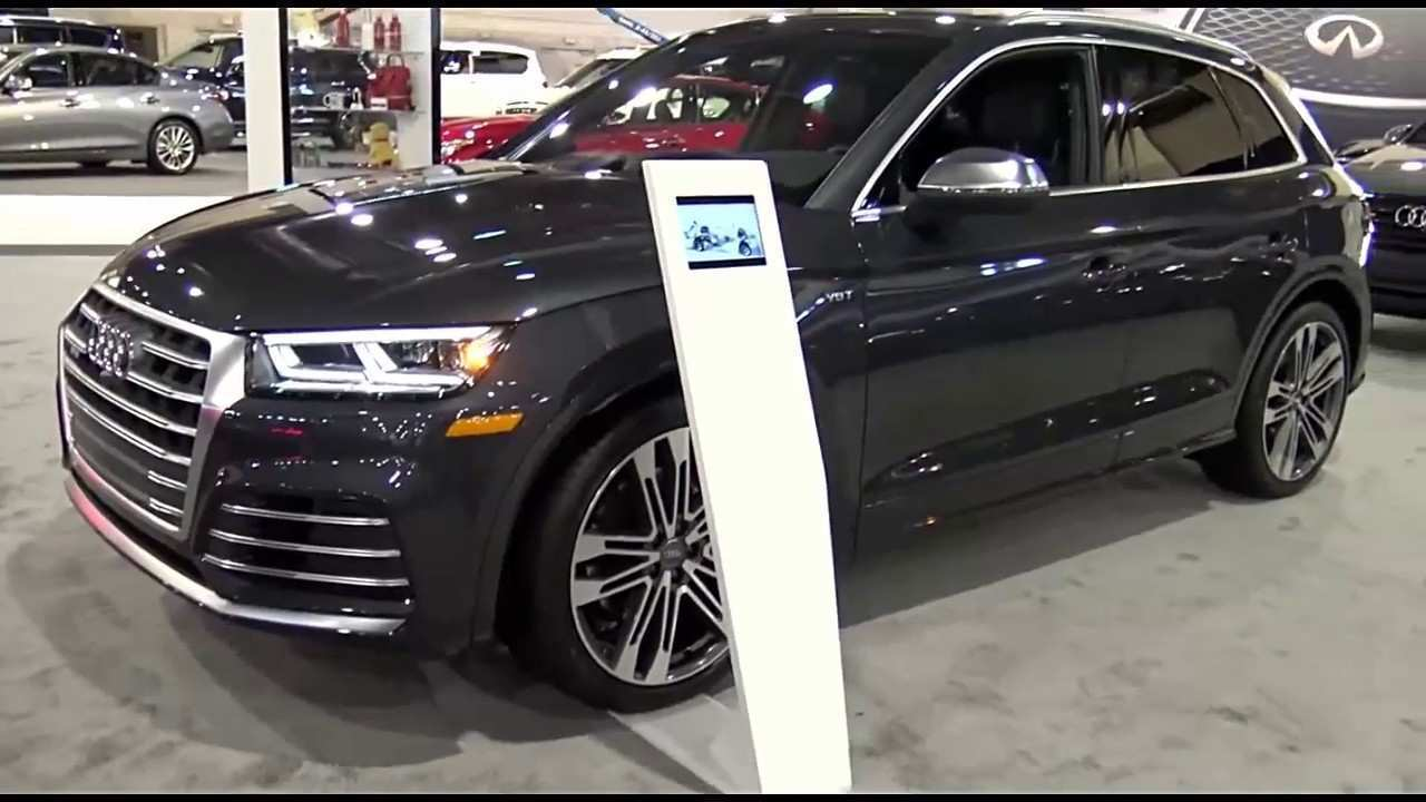 74 Great 2019 Audi Q5 Speed Test with 2019 Audi Q5
