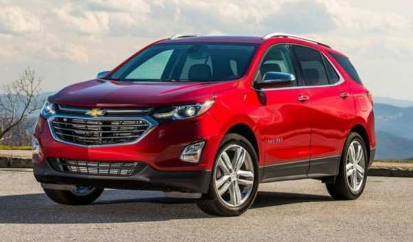 74 Great 2019 Chevrolet Equinox Release Date Redesign for 2019 Chevrolet Equinox Release Date