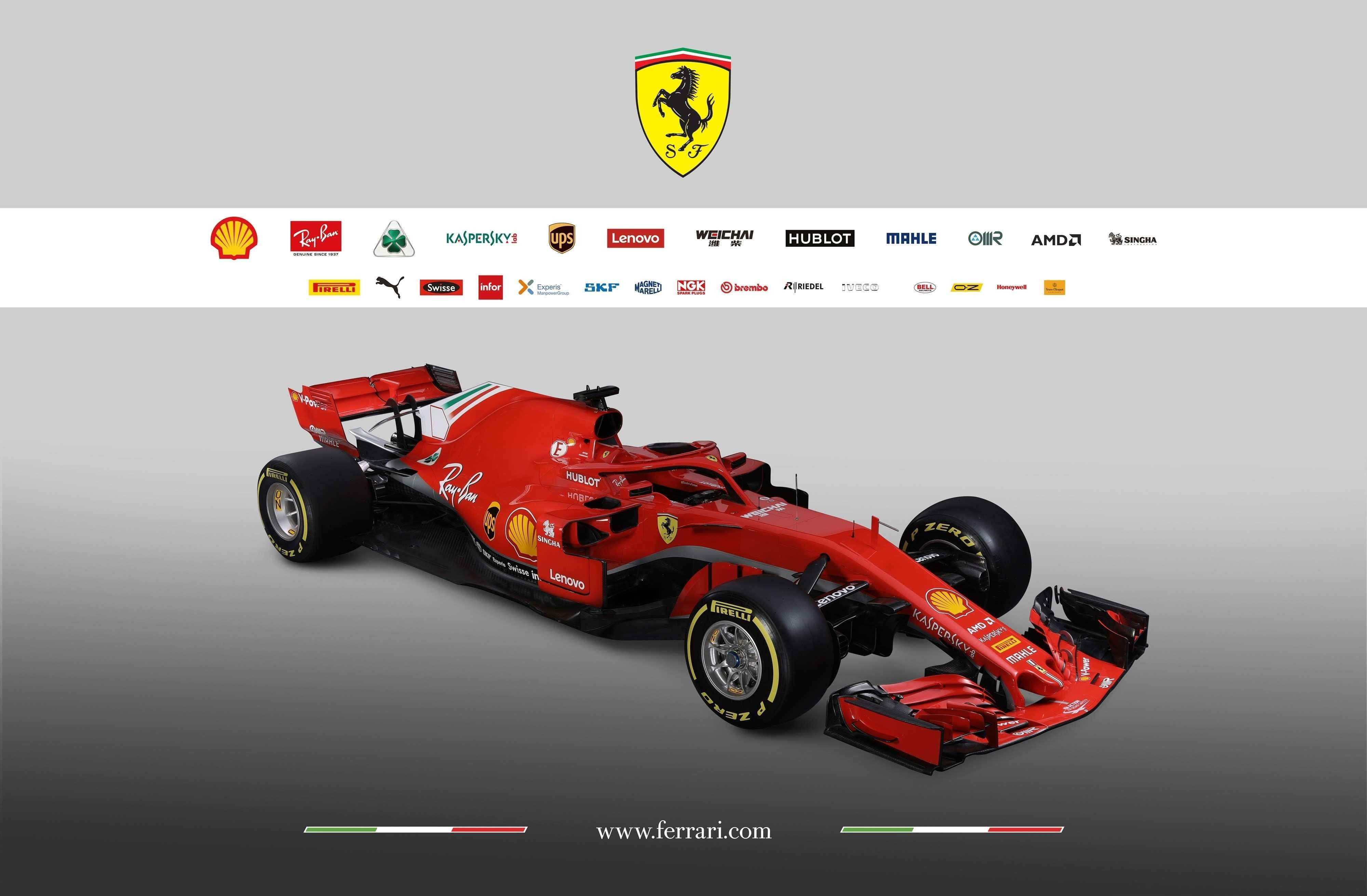 74 Great 2019 Ferrari F1 Drivers Redesign and Concept with 2019 Ferrari F1 Drivers
