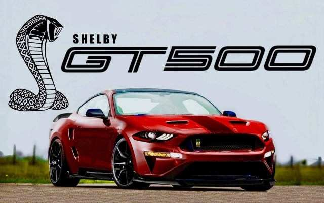 74 Great 2019 Ford Gt500 Specs Concept for 2019 Ford Gt500 Specs