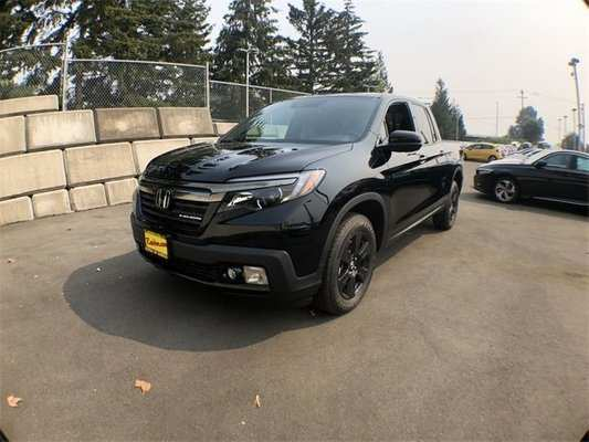 74 Great 2019 Honda Ridgeline Black Edition Images by 2019 Honda Ridgeline Black Edition