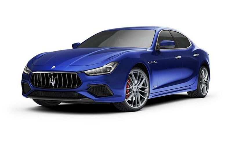 74 Great 2019 Maserati Cost Interior by 2019 Maserati Cost