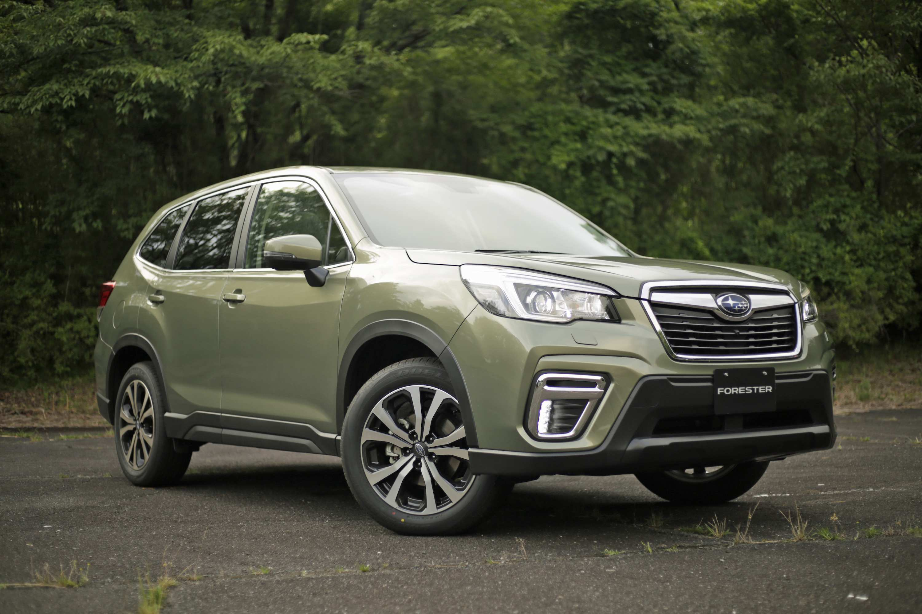 74 Great 2019 Subaru Forester Design New Review for 2019 Subaru Forester Design