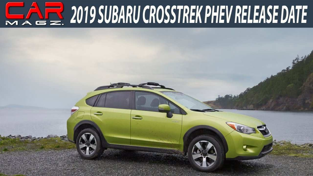 74 Great 2019 Subaru Phev Spesification for 2019 Subaru Phev