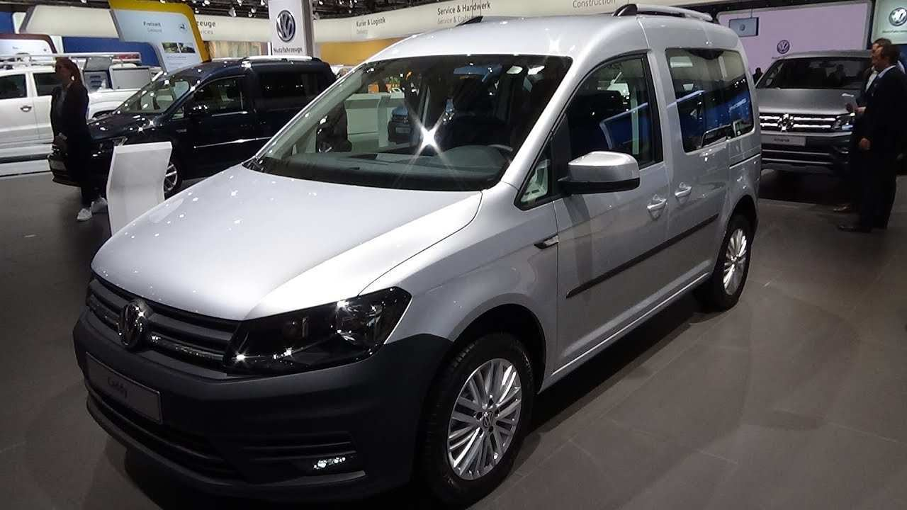 74 Great 2019 Volkswagen Caddy Picture by 2019 Volkswagen Caddy