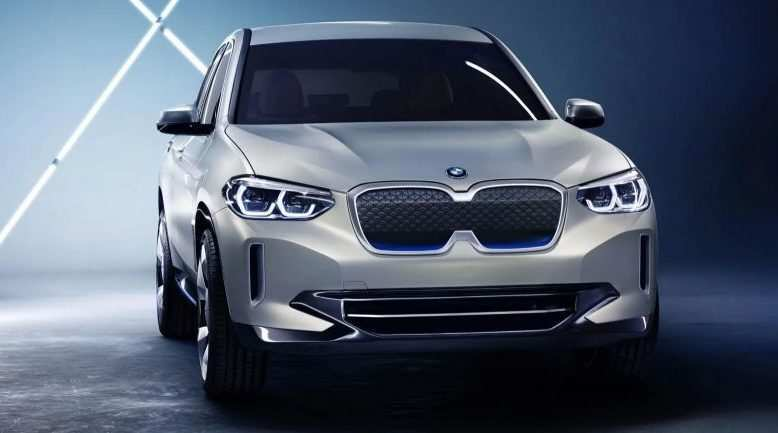 74 Great 2020 Bmw X3 Electric Spy Shoot by 2020 Bmw X3 Electric