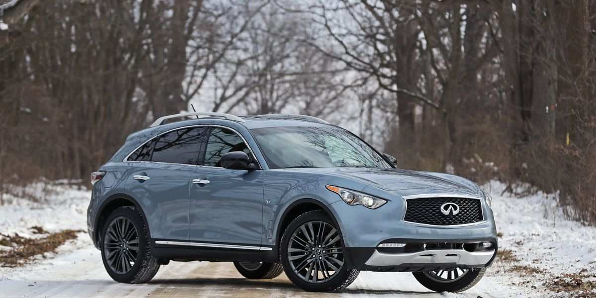 74 Great 2020 Infiniti Fx35 Rumors with 2020 Infiniti Fx35