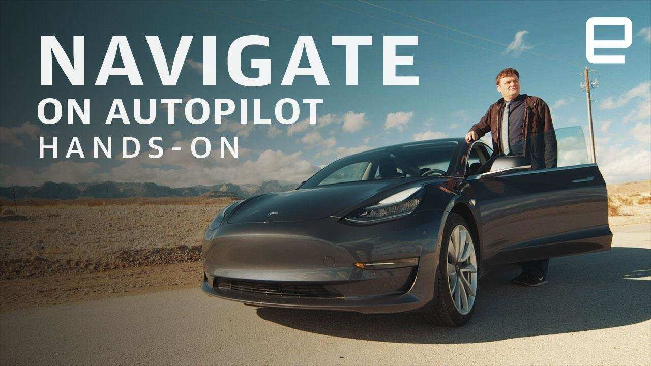 74 Great Tesla Autopilot 2019 Release by Tesla Autopilot 2019