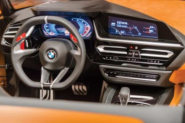 74 New 2019 Bmw Z4 Interior Release Date with 2019 Bmw Z4 Interior
