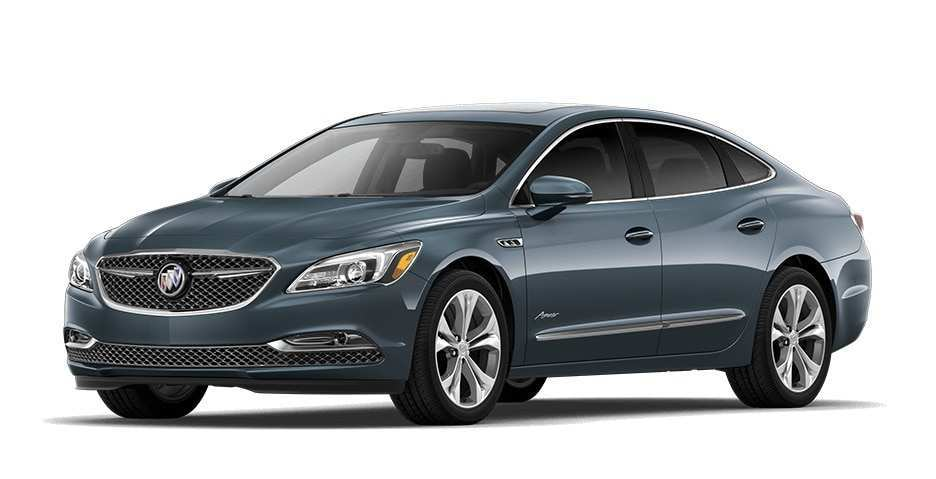 74 New 2019 Buick Sedan Redesign with 2019 Buick Sedan