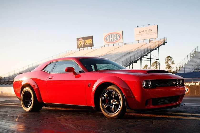 74 New 2019 Dodge Challenger Srt Review by 2019 Dodge Challenger Srt