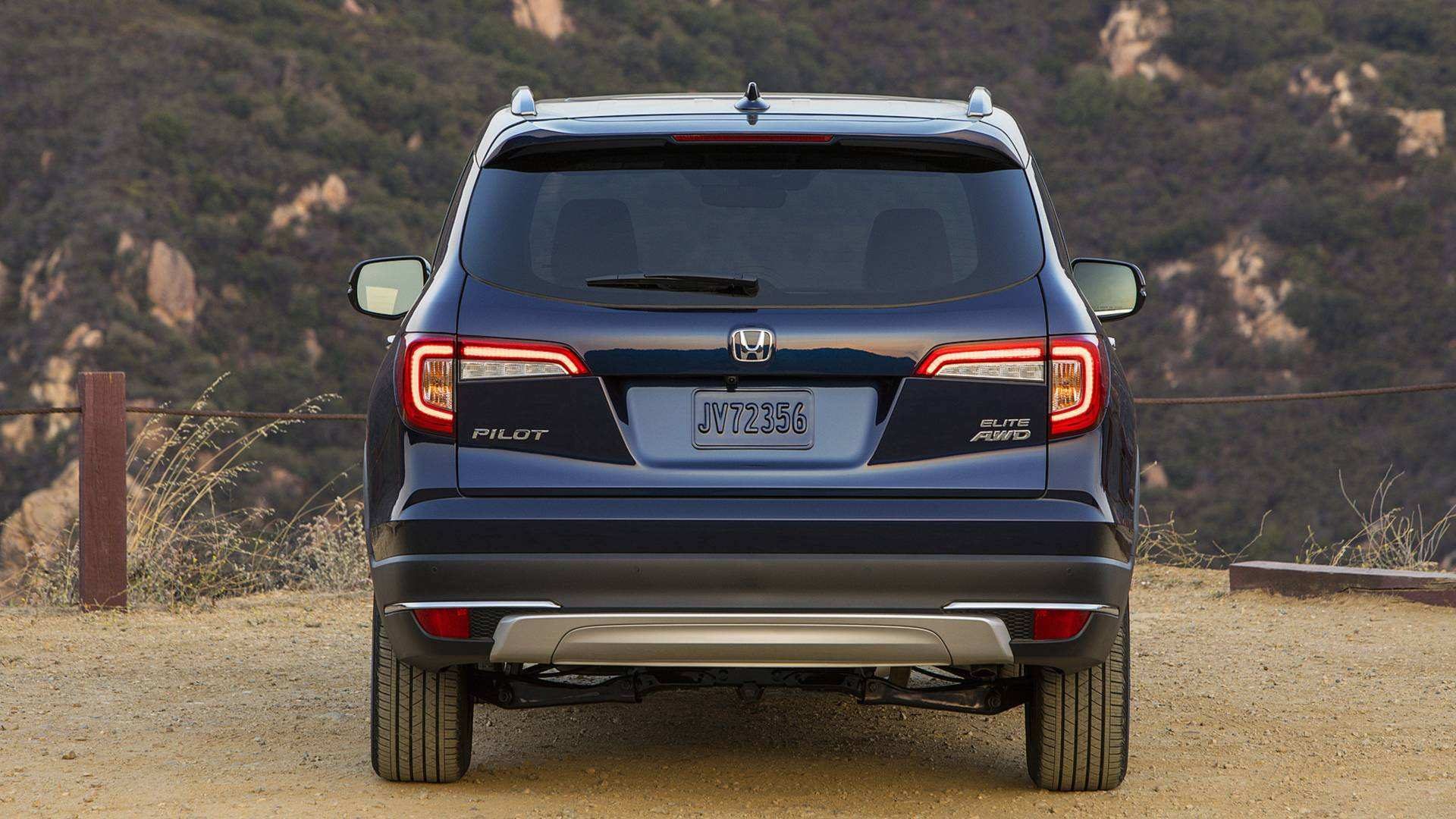 74 New 2019 Honda Pilot Wallpaper with 2019 Honda Pilot