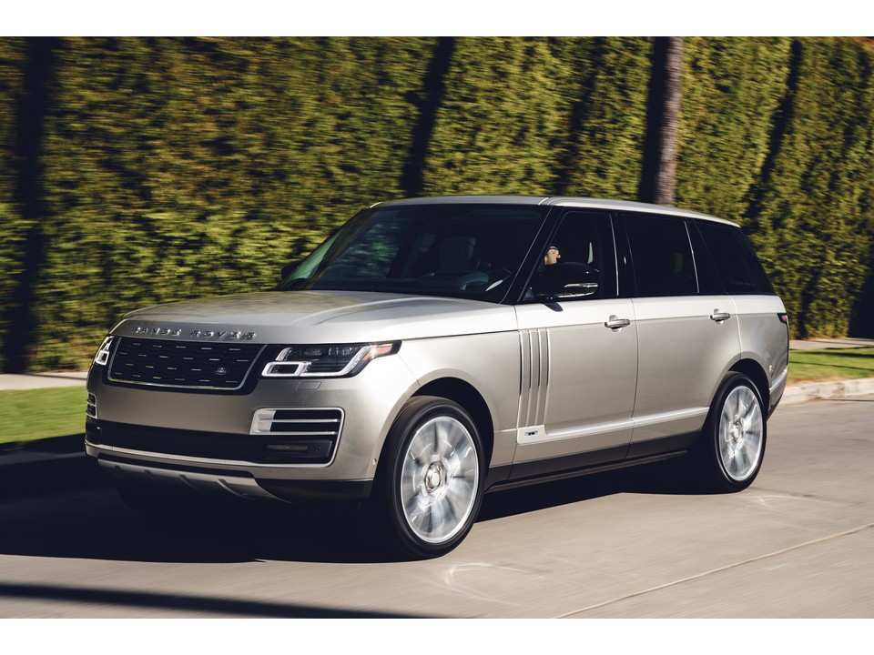 74 New 2019 Land Rover Hse Price and Review with 2019 Land Rover Hse